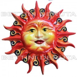 Ceramic sun Cm. 40