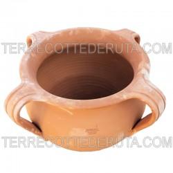 Quadro Terracotta Grifo Cm. 45