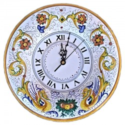Wall clock in Deruta...