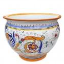 Ovalina Piccola Con Festone Cm. 20