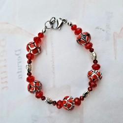 Bracelet Deruta majolica...