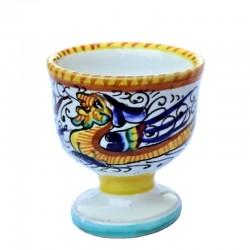 Portauovo ceramica maiolica...