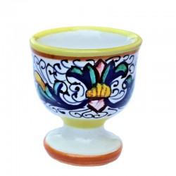 Egg Cup Deruta majolica...