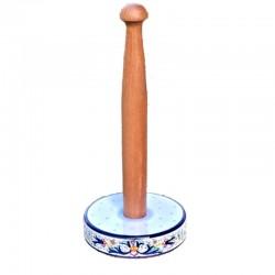 Portarotolo cucina ceramica...