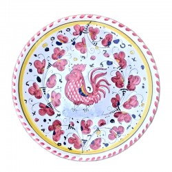 Red Rooster Orvieto Plate
