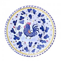 Blue Rooster Orvieto Plate