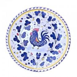 Piatto ceramica Maiolica...