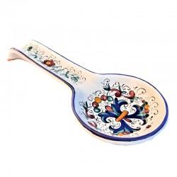 Spoon rest Deruta majolica...