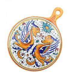 Tagliere ceramica maiolica...