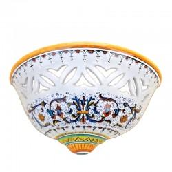 Applique ceramica maiolica...