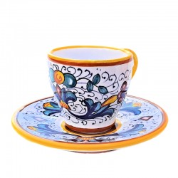 Coffee cup bar and saucer...