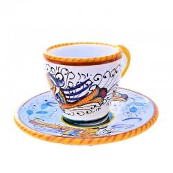 Tazzina e Piattino Caffè...