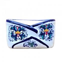 Portabiglietti ceramica...