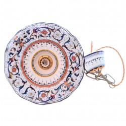 Lampadario ceramica...