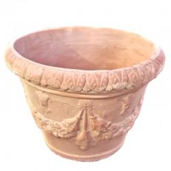 Artistic terracotta vase...