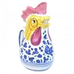 Brocca gallo ceramica...