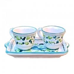 Servizio Caffè ceramica...