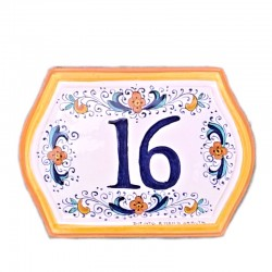 House Number Ceramic A...