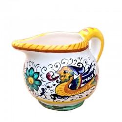 Lattiera ceramica maiolica...