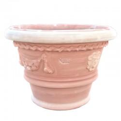 Classic vase decorated...
