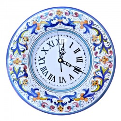 Orologio ceramica maiolica...
