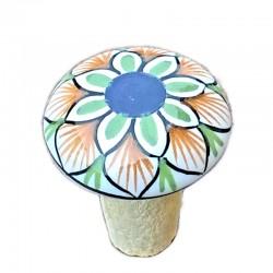 Cap Ceramic Deruta Various 04