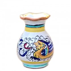 Vaso portafiori ceramica...