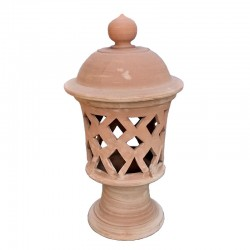 Garden Braided Lamp