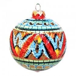 Palla di Natale ceramica...