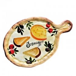 Tagliere vassoio ceramica...
