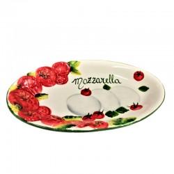 Vassoio ceramica Made in...