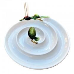 Porta olive stecchini...