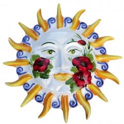 Sole Papaveri Ceramica