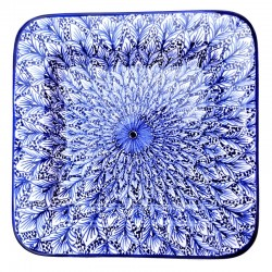 Square plate or tray...