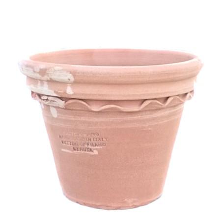 Vaso Terracotta Classico Testaccia