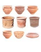 Flowerpot & Bowls
